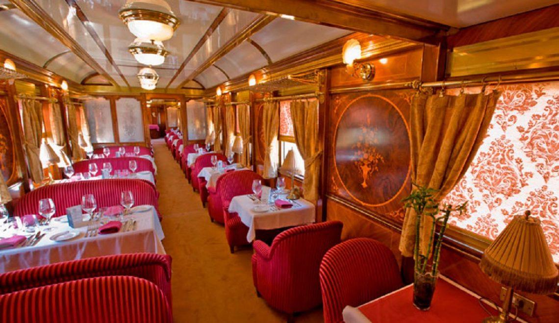 Ferrovie spagnole, che lusso Al Andalus e Transcantabrico!