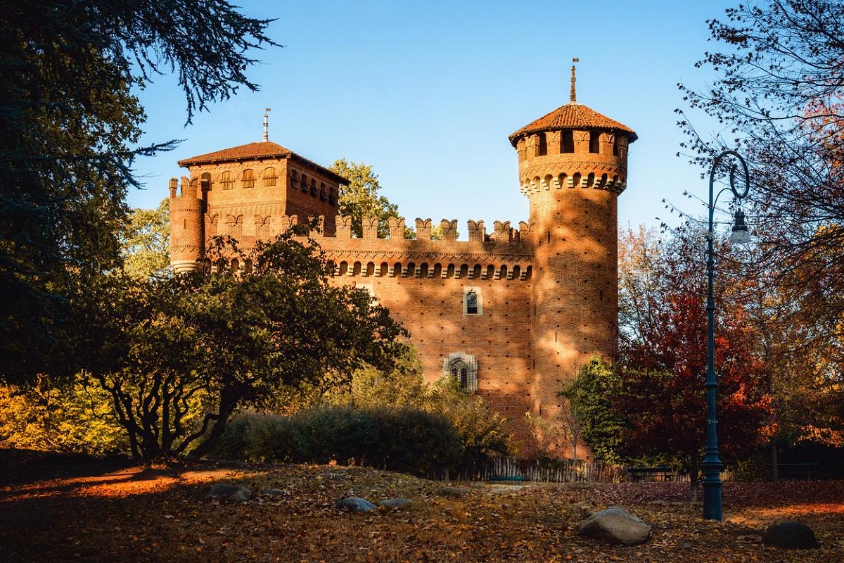 Visitare Torino in un giorno Parco del Valentino
