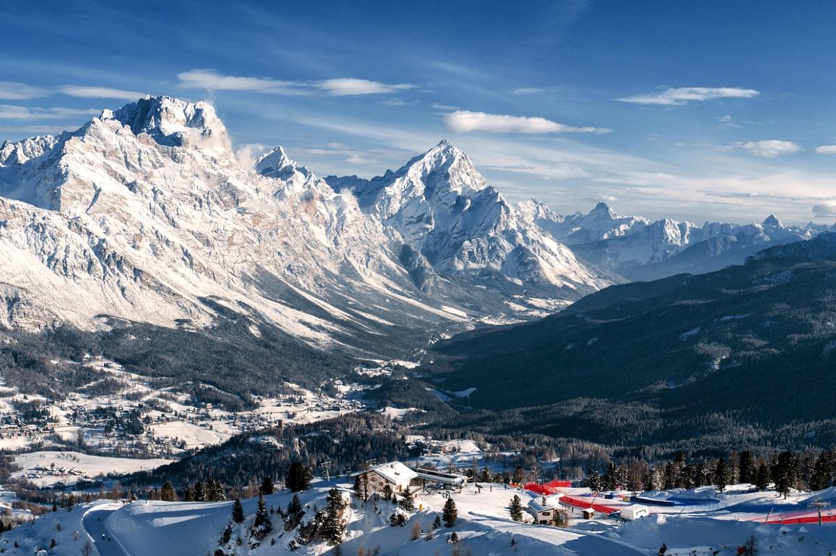 Weekend romantico in montagna Cortina d'Ampezzo