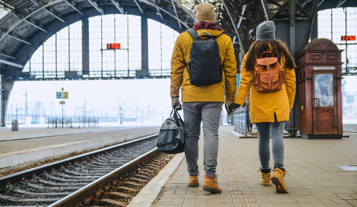 4 gite in giornata da Milano, in treno
