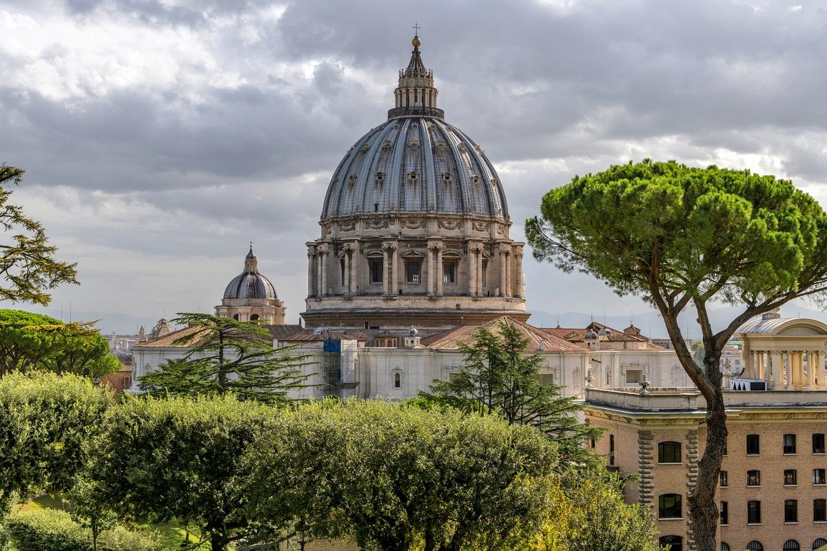 Roma Vaticano cosa vedere giardini vaticani