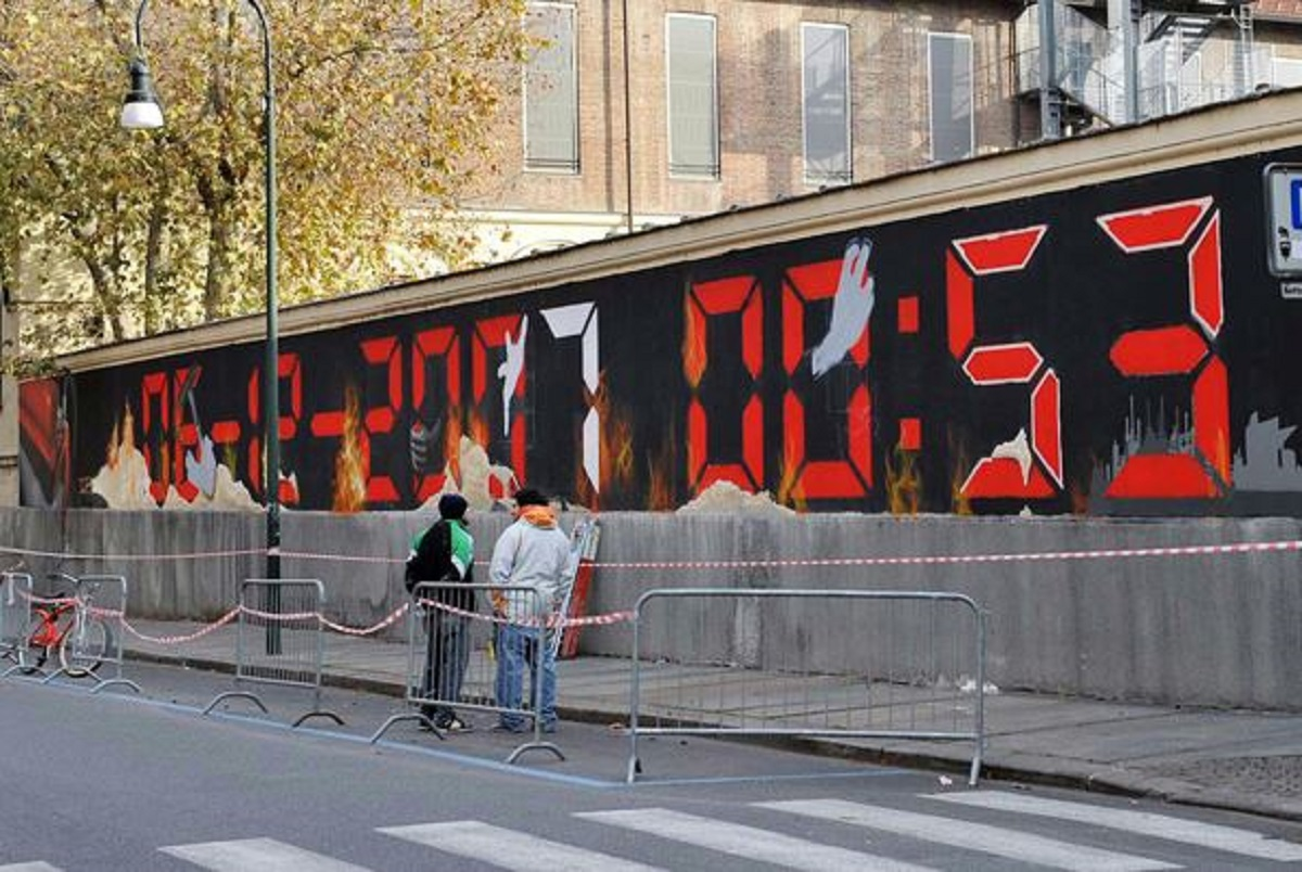 Street Art Torino credit repubblica