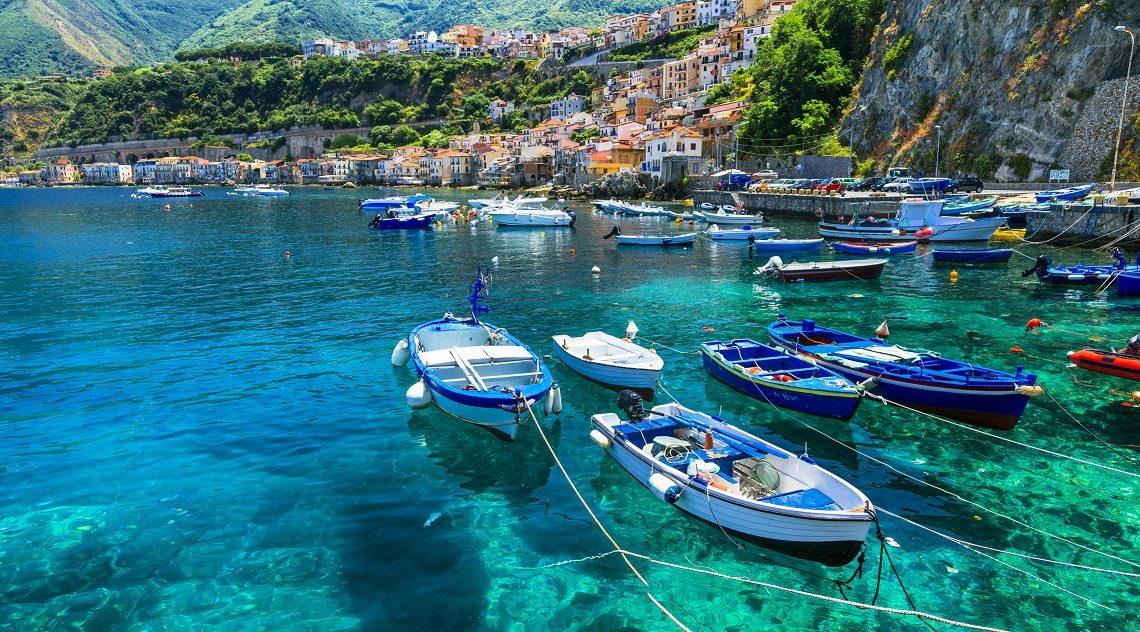 Spiagge più belle della Calabria e cosa vedere