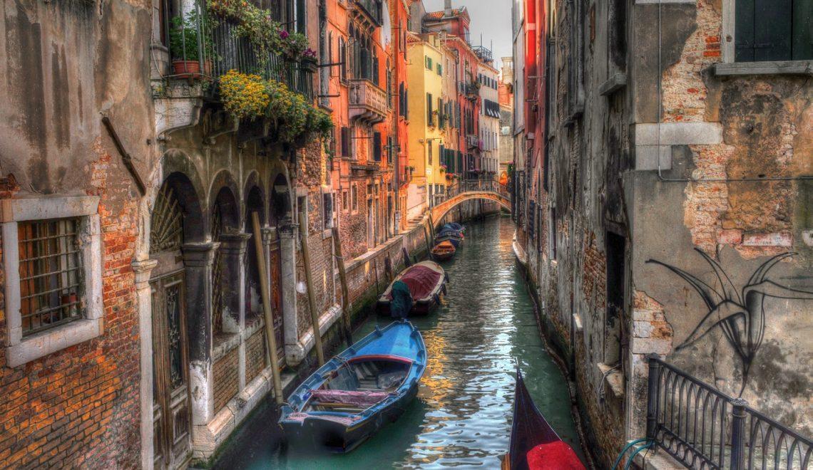 Come arrivare a Venezia in treno