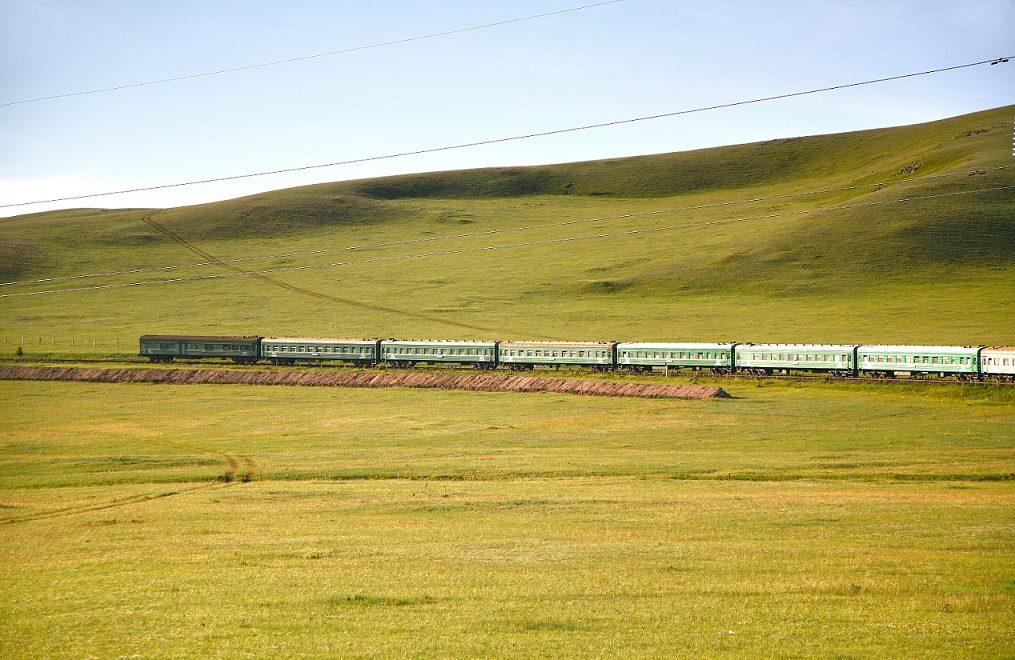 Linea ferroviaria Transiberiana