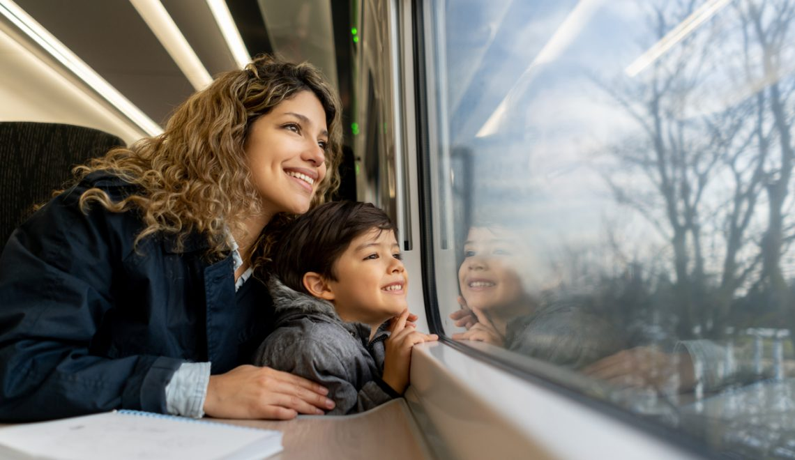 Posti vicini in treno
