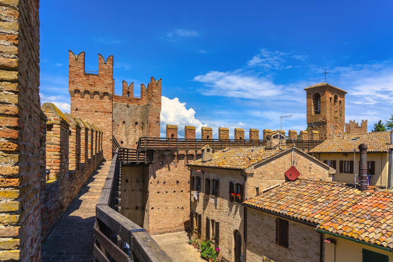 Borgo medievale di Gradara