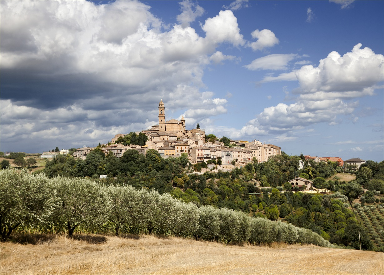 Borgo medievale di Montelupone