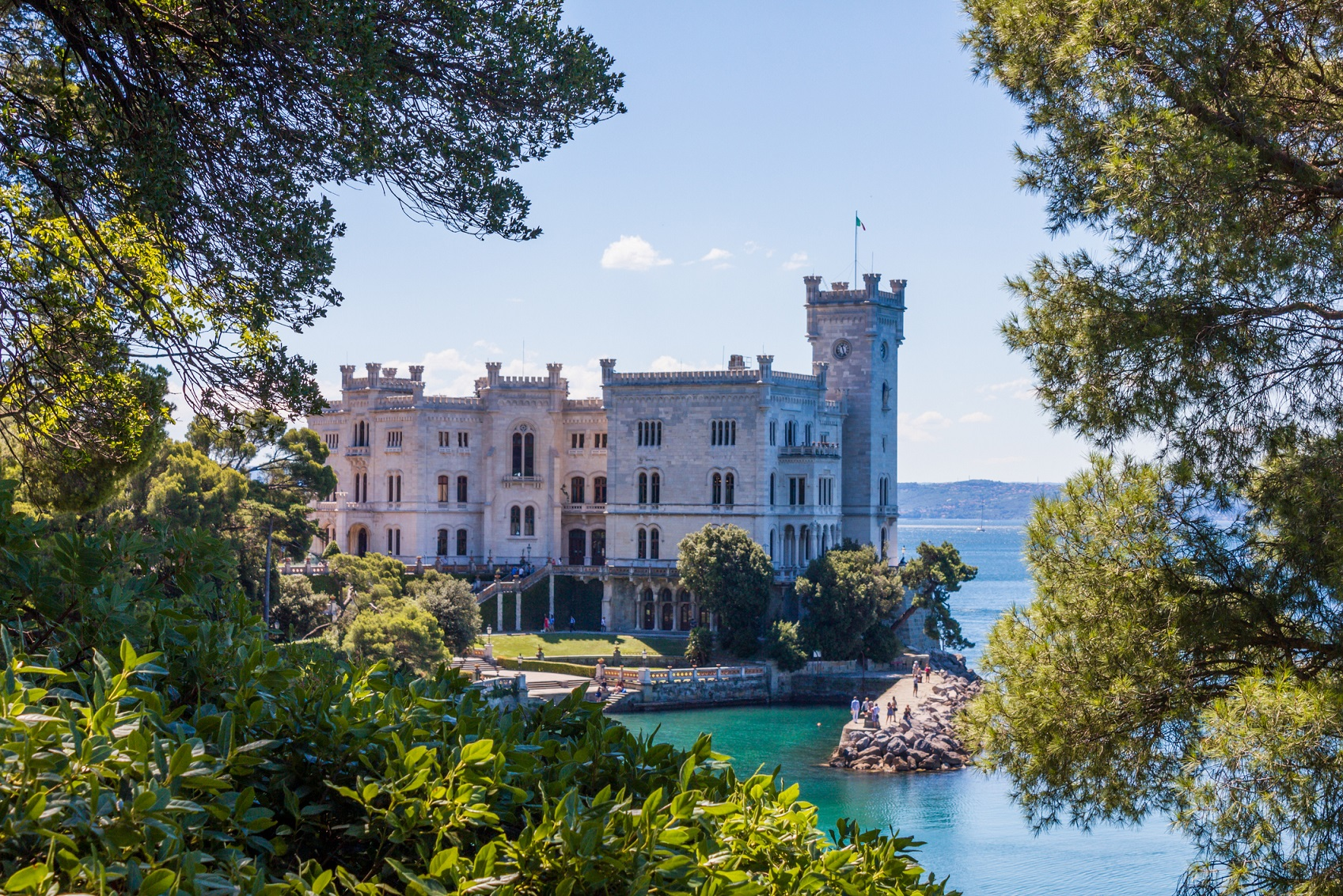 Castello di Miramare