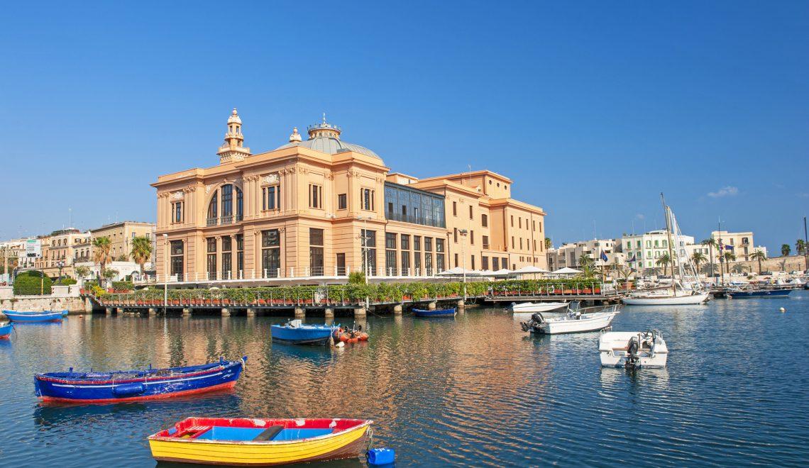 Dove mangiare la pizza a Bari?