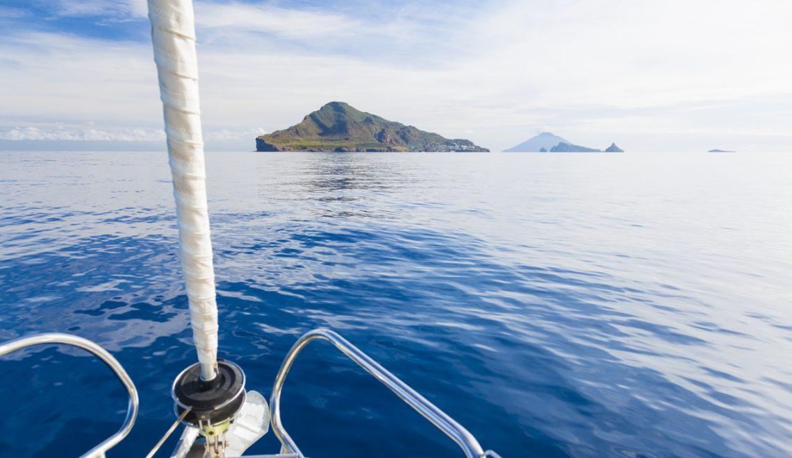 Come arrivare alle Isole Eolie con Italo